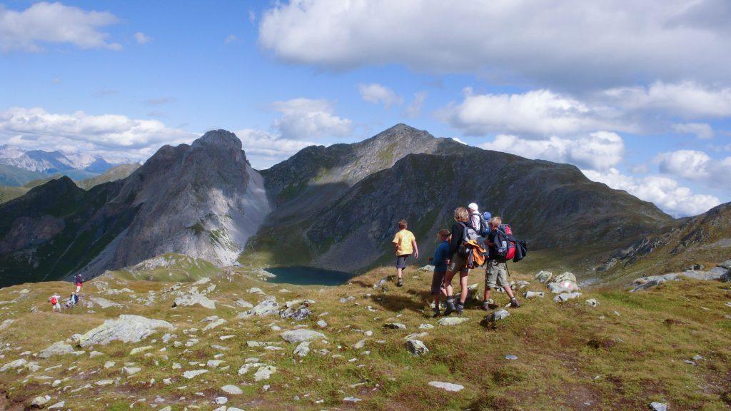 Ederhias Wandern Bergketten